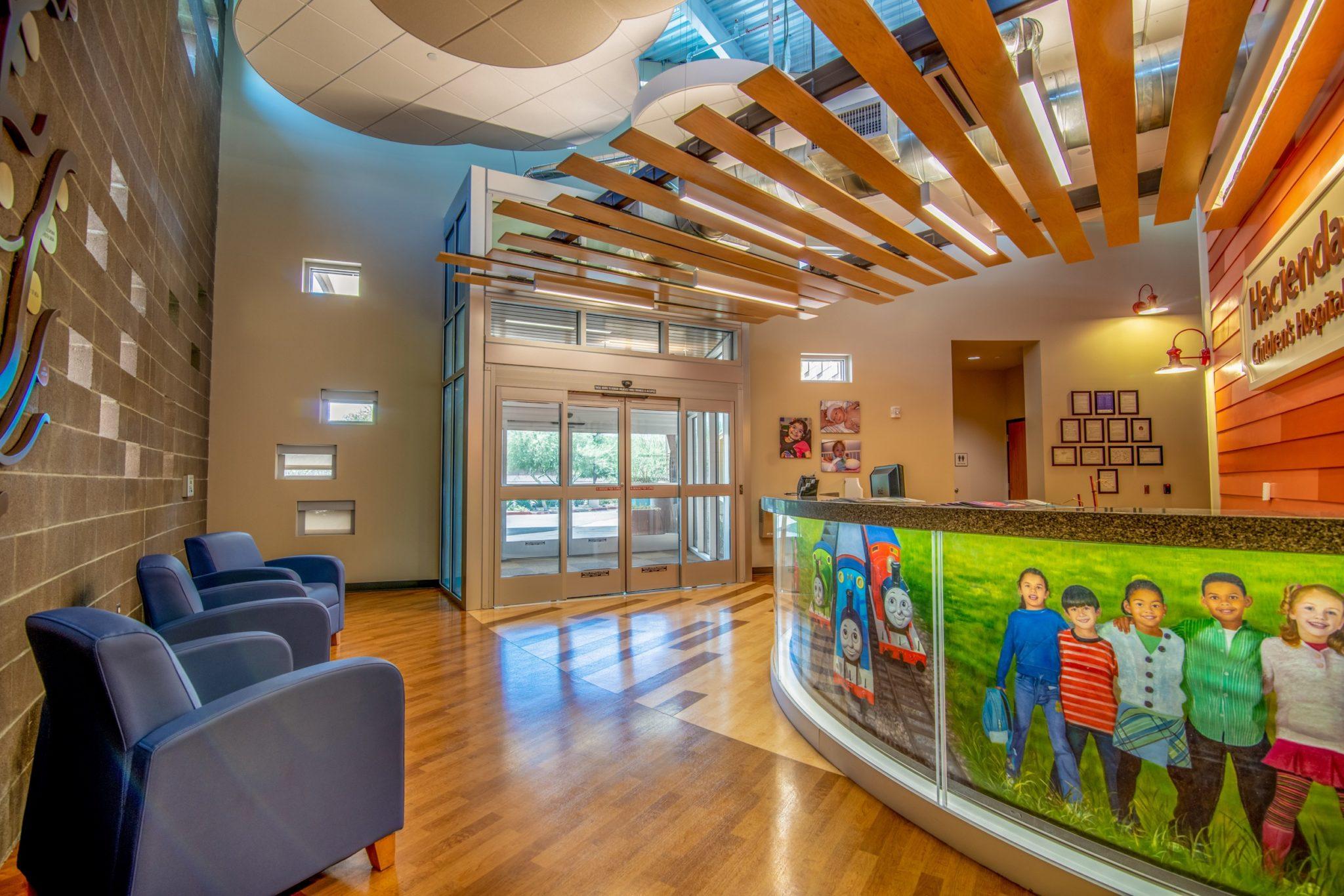 Caruso Turley Scott Inc 187 Hacienda Children S Hospital